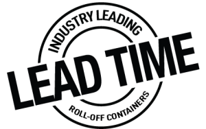 Industry Leading Lead Time