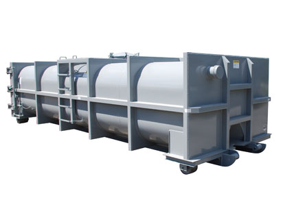 vacuum tank feature