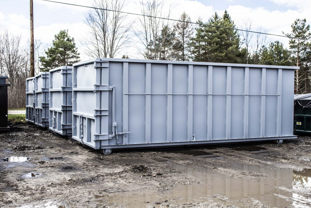Sealed Amp Sludge Containers Bucks 174 Fabricating Home Of