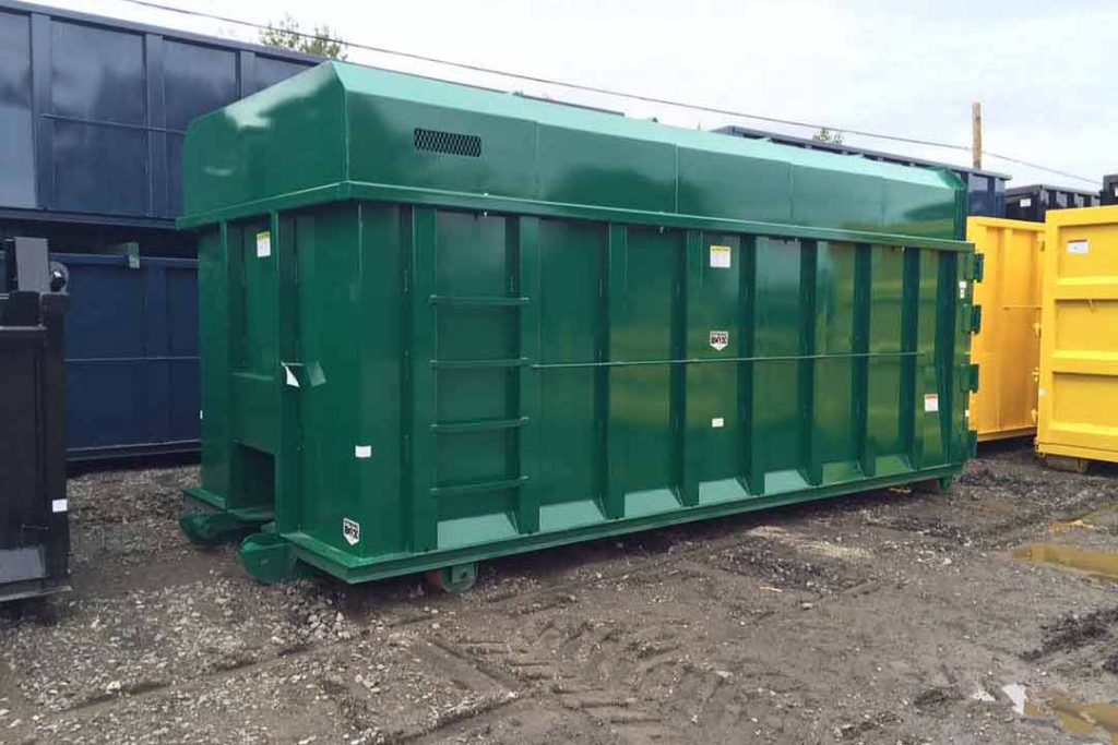 Cable Style Green Chipper with Dirt Shedders